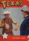 Cover for Texas (Serieforlaget / Se-Bladene / Stabenfeldt, 1953 series) #22/1954