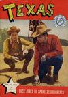 Cover for Texas (Serieforlaget / Se-Bladene / Stabenfeldt, 1953 series) #23/1954
