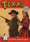 Cover for Texas (Serieforlaget / Se-Bladene / Stabenfeldt, 1953 series) #24/1954