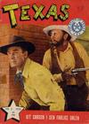 Cover for Texas (Serieforlaget / Se-Bladene / Stabenfeldt, 1953 series) #2/1955