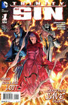 Cover for Trinity of Sin (DC, 2014 series) #1
