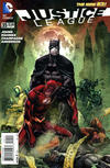 Cover for Justice League (DC, 2011 series) #35