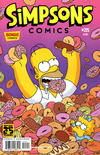 Cover for Simpsons Comics (Bongo, 1993 series) #215