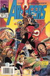 Cover Thumbnail for The Avengers (1963 series) #373 [Newsstand Edition]