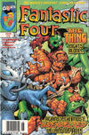Cover for Fantastic Four (Marvel, 1998 series) #6 [Newsstand]