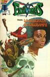 Cover for Fantomas Serie Avestruz (Editorial Novaro, 1977 series) #69