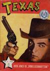 Cover for Texas (Serieforlaget / Se-Bladene / Stabenfeldt, 1953 series) #3/1955
