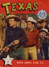 Cover for Texas (Serieforlaget / Se-Bladene / Stabenfeldt, 1953 series) #5/1955