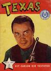 Cover for Texas (Serieforlaget / Se-Bladene / Stabenfeldt, 1953 series) #6/1955
