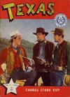 Cover for Texas (Serieforlaget / Se-Bladene / Stabenfeldt, 1953 series) #7/1955
