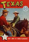 Cover for Texas (Serieforlaget / Se-Bladene / Stabenfeldt, 1953 series) #14/1955