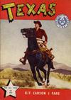Cover for Texas (Serieforlaget / Se-Bladene / Stabenfeldt, 1953 series) #16/1955