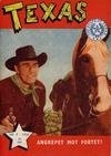 Cover for Texas (Serieforlaget / Se-Bladene / Stabenfeldt, 1953 series) #9/1955