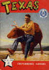 Cover for Texas (Serieforlaget / Se-Bladene / Stabenfeldt, 1953 series) #10/1955