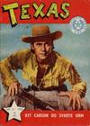 Cover for Texas (Serieforlaget / Se-Bladene / Stabenfeldt, 1953 series) #13/1955