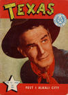 Cover for Texas (Serieforlaget / Se-Bladene / Stabenfeldt, 1953 series) #12/1955