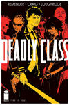 Cover for Deadly Class (Image, 2014 series) #7