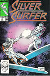 Cover for Silver Surfer (Marvel, 1987 series) #14 [Direct]