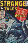 Cover for Strange Tales (Marvel, 1951 series) #85 [Uk edition]