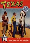 Cover for Texas (Serieforlaget / Se-Bladene / Stabenfeldt, 1953 series) #1/1956