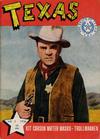 Cover for Texas (Serieforlaget / Se-Bladene / Stabenfeldt, 1953 series) #2/1956