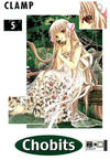 Cover for Chobits (Egmont Ehapa, 2002 series) #5