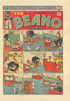 Cover for The Beano Comic (D.C. Thomson, 1938 series) #282