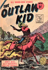 Cover for The Outlaw Kid (Horwitz, 1950 ? series) #15