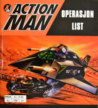 Cover Thumbnail for Action Man (Hjemmet / Egmont, 1999 series) #[3]