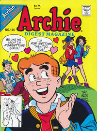 Cover Thumbnail for Archie Comics Digest (Archie, 1973 series) #125 [Direct]