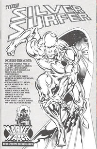 Cover Thumbnail for Silver Surfer (Marvel, 1987 series) #100 [Marvel Watch]