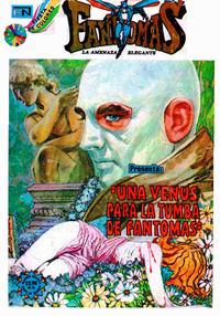 Cover Thumbnail for Fantomas (Editorial Novaro, 1969 series) #157