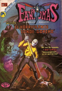 Cover Thumbnail for Fantomas (Editorial Novaro, 1969 series) #131