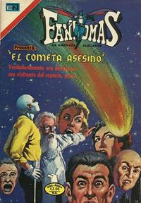 Cover Thumbnail for Fantomas (Editorial Novaro, 1969 series) #271