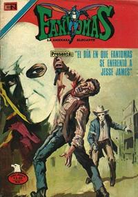 Cover Thumbnail for Fantomas (Editorial Novaro, 1969 series) #287