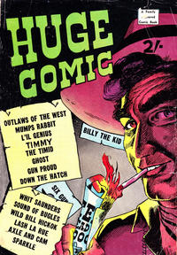 Cover Thumbnail for Huge Comic (Cleland, 1960 ? series)