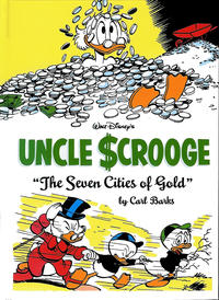 Cover Thumbnail for The Complete Carl Barks Disney Library (Fantagraphics, 2011 series) #[14] - Walt Disney's Uncle Scrooge: The Seven Cities of Gold