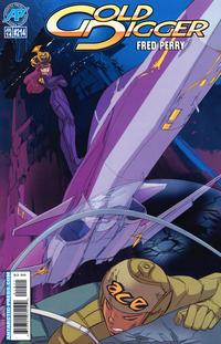 Cover Thumbnail for Gold Digger (Antarctic Press, 1999 series) #214