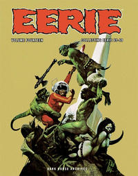 Cover Thumbnail for Eerie Archives (Dark Horse, 2009 series) #14