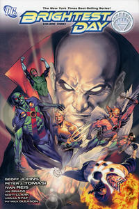Cover Thumbnail for Brightest Day (DC, 2010 series) #3
