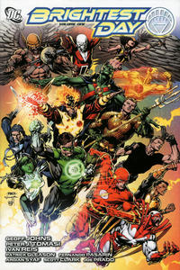 Cover Thumbnail for Brightest Day (DC, 2010 series) #1