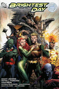 Cover Thumbnail for Brightest Day (DC, 2010 series) #2