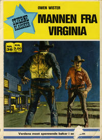 Cover Thumbnail for Stjerneklassiker (Illustrerte Klassikere / Williams Forlag, 1969 series) #38 - Mannen fra Virginia