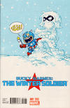 Cover for Bucky Barnes: The Winter Soldier (Marvel, 2014 series) #1 [Skottie Young Marvel Babies Variant]