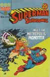 Cover for Superman Supacomic (K. G. Murray, 1959 series) #175