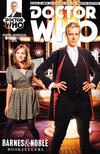 Cover for Doctor Who: The Twelfth Doctor (Titan, 2014 series) #1 [Barnes & Noble Variant Cover]