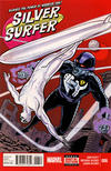 Cover for Silver Surfer (Marvel, 2014 series) #6