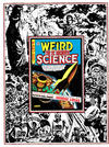 Cover for EC Archives: Weird Science (Gemstone, 2006 series) #1 [Signed and Numbered Limited Edition]