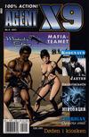 Cover for Agent X9 (Hjemmet / Egmont, 1998 series) #2/2001