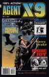 Cover for Agent X9 (Hjemmet / Egmont, 1998 series) #4/2001
